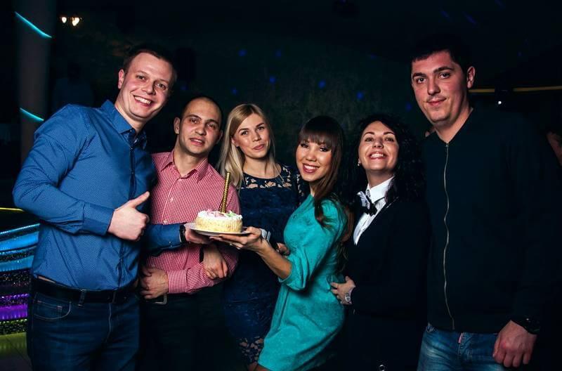 Ресторан отпраздновать день рождения в Запорожье фото