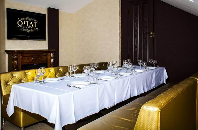 Ресторан для семейного торжества в Запорожье фото
