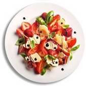 Доставка салатов и закусок