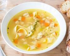 Горячие супы доставка