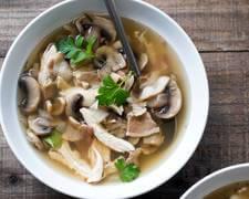 Грибной суп заказать